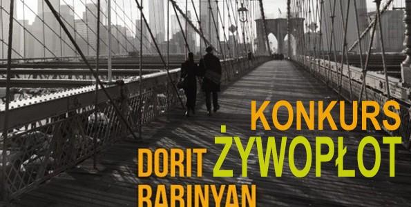 """Wygraj powieść """"Żywopłot"""" Dorit Rabinyan"""