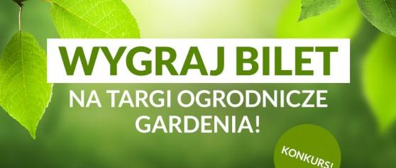 Bilet na Gardenię od GardenFlory