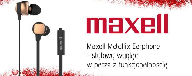 Wygraj kosmiczne słuchawki Maxella!