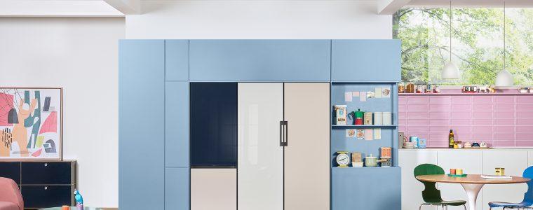 Skonfiguruj swoją wymarzoną lodówkę Samsung Bespoke i wygraj voucher na zakupy do Frisco o wartości 1000 zł